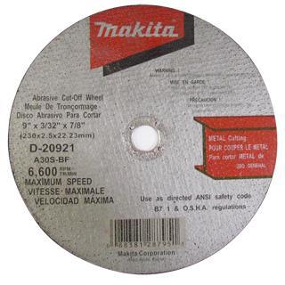DISCO CORTE METAL 350 X 3.0MM
